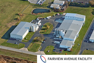 Fairview Ave Facility Photo with Caption
